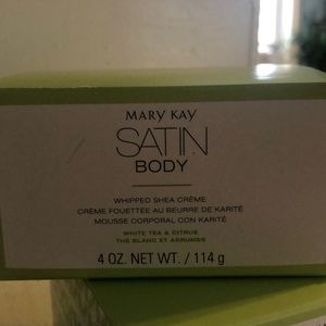 Mary Kay Satin Body Creme
